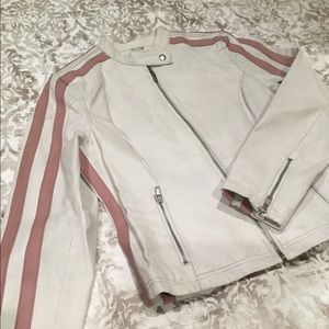 Genuine Leather Retro Inspired Moto Jacket